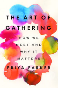 Art of Gathering book cover