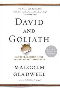 David and Goliath book cover