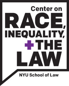 Center on Race, Inequality, and the Law logo